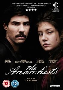 Os Anarquistas - Poster / Capa / Cartaz - Oficial 10