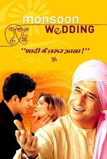 Um Casamento à Indiana - Poster / Capa / Cartaz - Oficial 7
