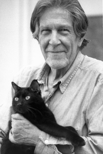 John Cage - Poster / Capa / Cartaz - Oficial 1