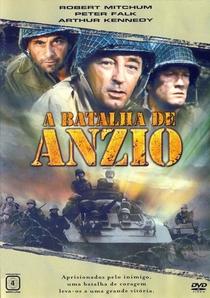 A Batalha de Anzio - Poster / Capa / Cartaz - Oficial 4