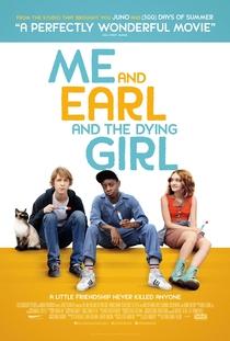 Eu, Você e a Garota Que Vai Morrer - Poster / Capa / Cartaz - Oficial 14