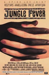 Febre da Selva - Poster / Capa / Cartaz - Oficial 3
