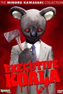 Executive Koala - Poster / Capa / Cartaz - Oficial 1