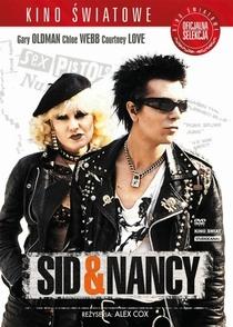 Sid & Nancy - O Amor Mata - Poster / Capa / Cartaz - Oficial 5