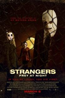 Os Estranhos: Caçada Noturna - Poster / Capa / Cartaz - Oficial 12