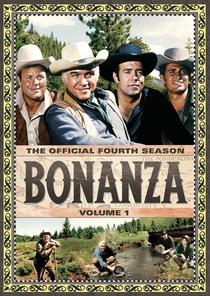 Bonanza (4ª Temporada) - Poster / Capa / Cartaz - Oficial 1