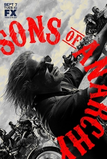 Sons of Anarchy (3ª Temporada) - Poster / Capa / Cartaz - Oficial 1