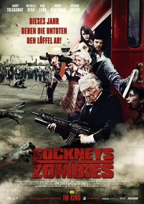 Cockneys vs. Zombies - Poster / Capa / Cartaz - Oficial 4