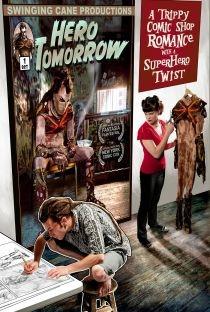 Hero Tomorrow - Poster / Capa / Cartaz - Oficial 1