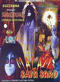 Malam Satu Suro - Poster / Capa / Cartaz - Oficial 1