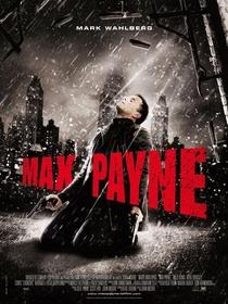 Max Payne - Poster / Capa / Cartaz - Oficial 2