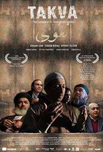 Takva: Fuga de Deus - Poster / Capa / Cartaz - Oficial 3