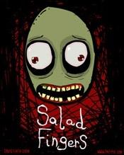 Salad Fingers - Poster / Capa / Cartaz - Oficial 1