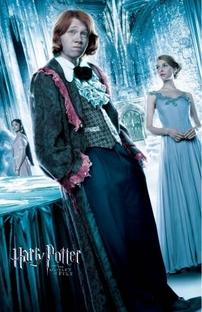 Harry Potter e o Cálice de Fogo - Poster / Capa / Cartaz - Oficial 5