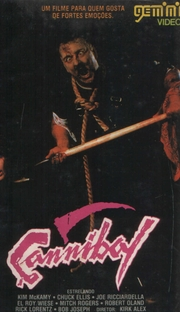Cannibal - Poster / Capa / Cartaz - Oficial 2