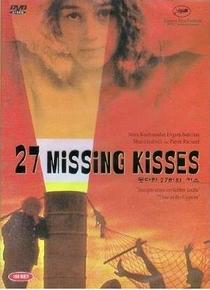 Os 27 Beijos Perdidos - Poster / Capa / Cartaz - Oficial 1