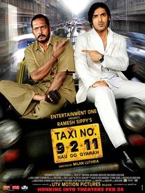 Taxi No. 9211 - Poster / Capa / Cartaz - Oficial 2