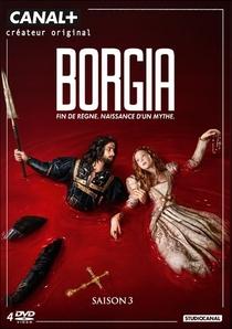 Borgia (3ª Temporada) - Poster / Capa / Cartaz - Oficial 1