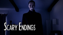 """Scary Endings: """"The Grinning Man"""" - Poster / Capa / Cartaz - Oficial 1"""