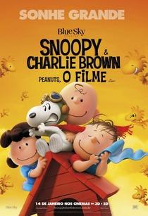 Snoopy & Charlie Brown - Peanuts: O Filme - Poster / Capa / Cartaz - Oficial 2