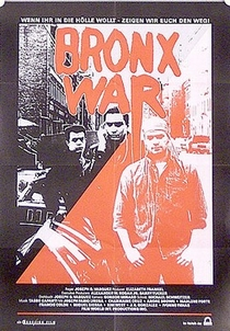 Bronx War - Poster / Capa / Cartaz - Oficial 1