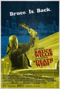Desejo de Matar - Poster / Capa / Cartaz - Oficial 1