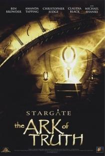 Stargate - A Arca da Verdade - Poster / Capa / Cartaz - Oficial 1