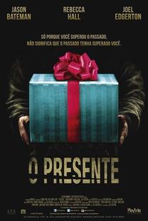 O Presente - Poster / Capa / Cartaz - Oficial 2