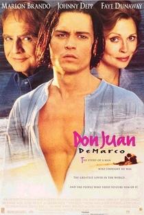 Don Juan DeMarco - Poster / Capa / Cartaz - Oficial 2