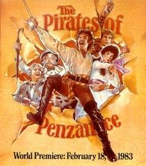 Os Piratas de Penzance - Poster / Capa / Cartaz - Oficial 1