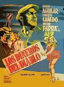 Los dineros del diablo - Poster / Capa / Cartaz - Oficial 1