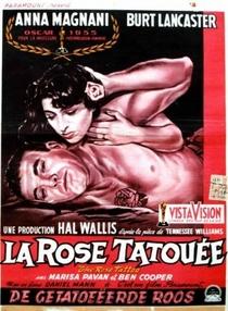 A Rosa Tatuada - Poster / Capa / Cartaz - Oficial 5