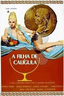 A Filha de Calígula - Poster / Capa / Cartaz - Oficial 1