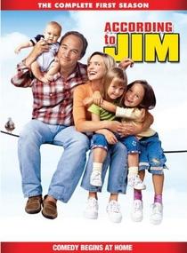 O Jim é Assim (1ª Temporada) - Poster / Capa / Cartaz - Oficial 1
