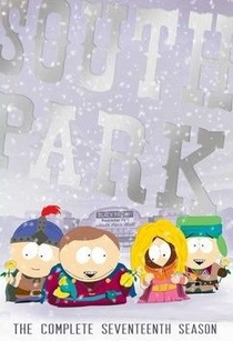South Park (17ª Temporada) - Poster / Capa / Cartaz - Oficial 1
