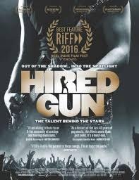 Hired Gun: Out Of The Shadows, Into The Spotlight - Poster / Capa / Cartaz - Oficial 1