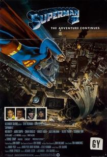 Superman II - A Aventura Continua - Poster / Capa / Cartaz - Oficial 4