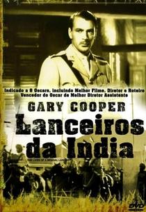 Lanceiros da Índia - Poster / Capa / Cartaz - Oficial 6