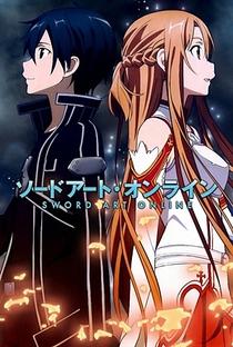 Sword Art Online (1ª Temporada) - Poster / Capa / Cartaz - Oficial 1