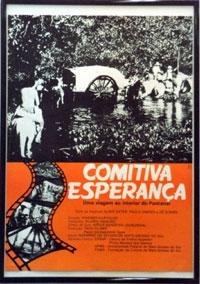 Comitiva Esperança - O Filme  - Poster / Capa / Cartaz - Oficial 1