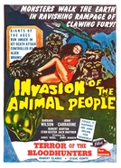 Invasion of the Animal People (Rymdinvasion i Lappland)