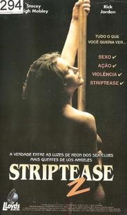 Striptease 2 - Poster / Capa / Cartaz - Oficial 1