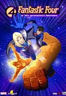 Quarteto Fantástico: Os Maiores Heróis da Terra (1ª Temporada) (Fantastic Four: World's Greatest Heroes (Season 1))
