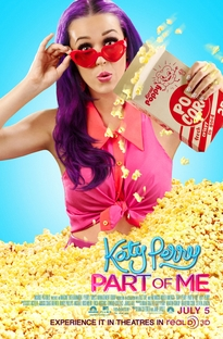 Katy Perry - Part of Me - Poster / Capa / Cartaz - Oficial 2