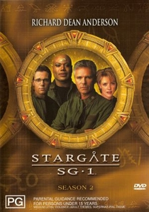 Stargate SG-1 (2ª Temporada) - Poster / Capa / Cartaz - Oficial 1