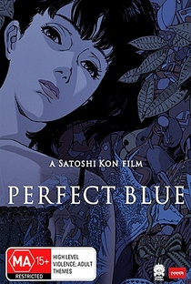 Perfect Blue - Poster / Capa / Cartaz - Oficial 10