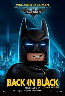 LEGO Batman: O Filme - Poster / Capa / Cartaz - Oficial 9