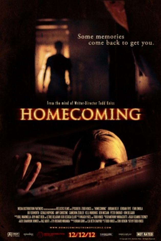 """Trailer e pôster oficial de """"Homecoming"""" - Trash"""