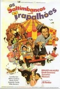 Os Saltimbancos Trapalhões - Poster / Capa / Cartaz - Oficial 1