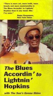 The Blues Accordin' to Lightnin' Hopkins - Poster / Capa / Cartaz - Oficial 3